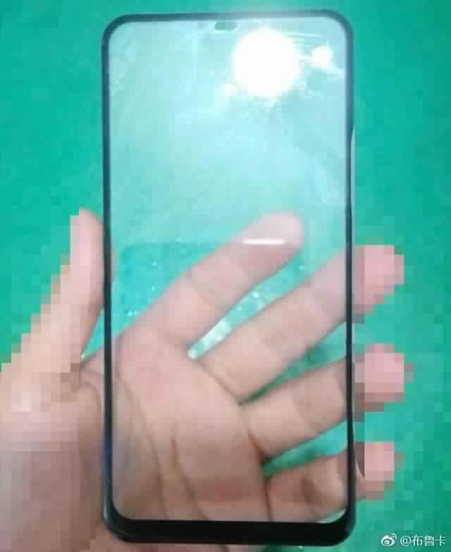 Xiaomi Mi Max 3 Front Panel