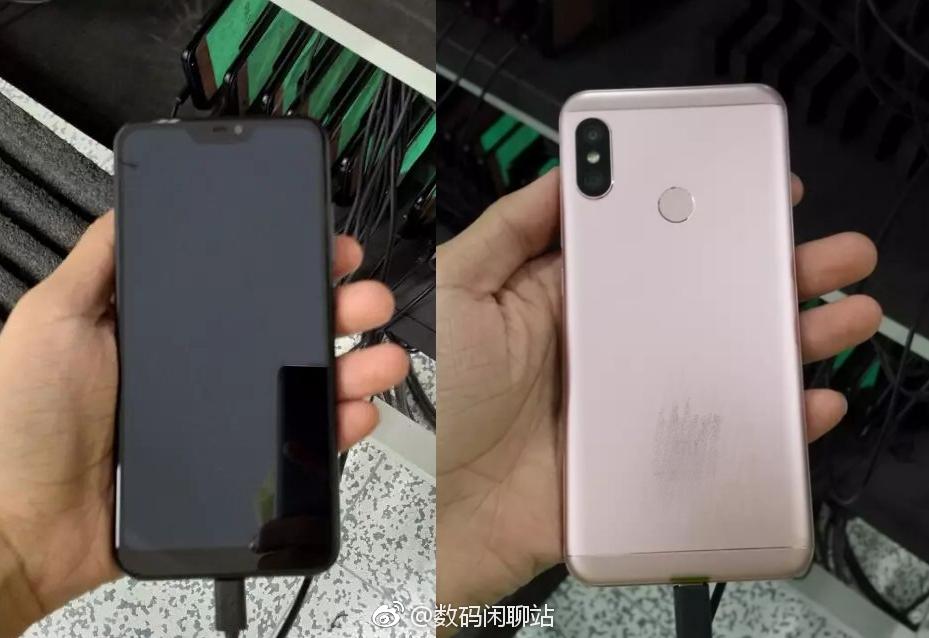 Xiaomi Redmi 6 in Real Skin