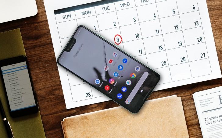 Google Pixel 3 and Pixel 3 XL October 9 Launch Event