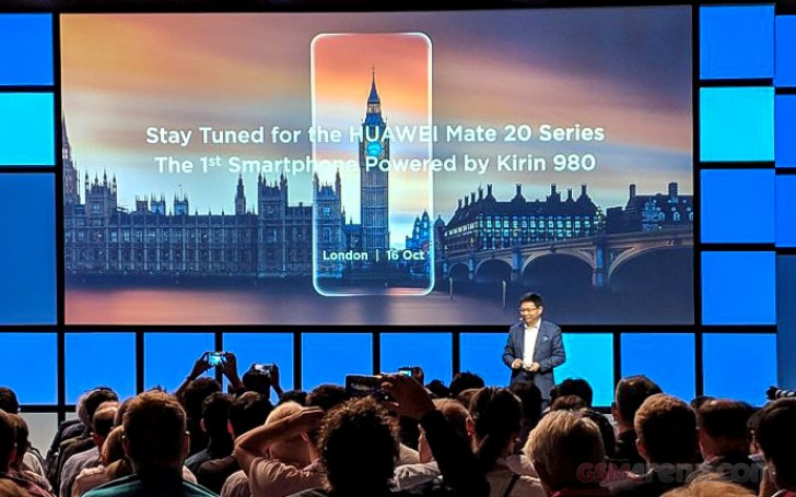 Huawei Mate 20, Mate 20 Pro October 16 Launch Dte