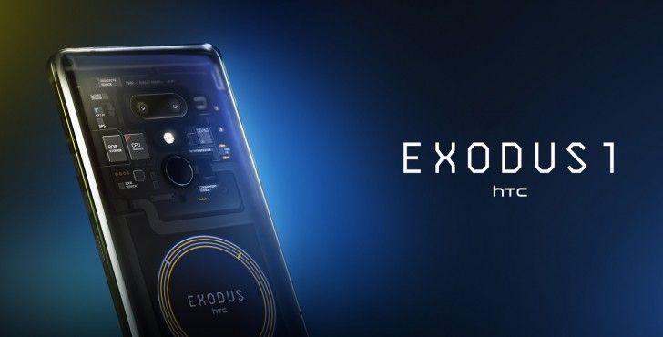 HTC Exodus 1 Launched