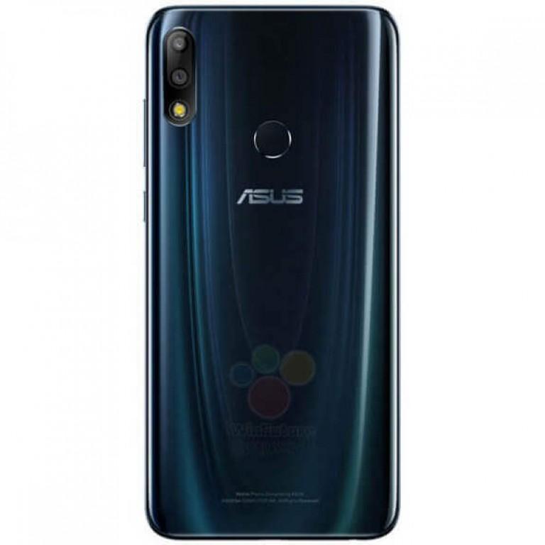 Asus ZenFone Max Pro M2 press render_