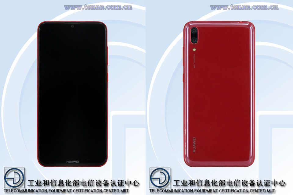 Huawei Enjoy 9 TENAA