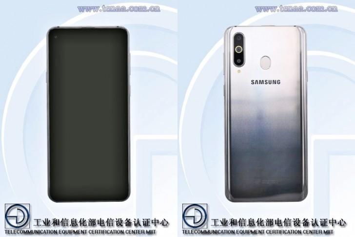 Samsung Galaxy A8s (SM-G8870) TENAA