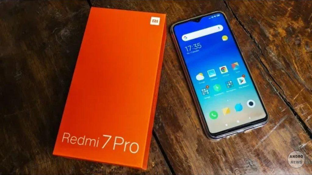 Xiaomi Redmi Pro 7 leak 1
