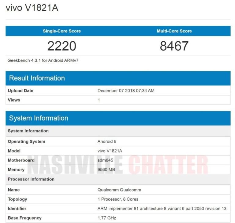vivo-V1821A-Vivo-NEX-2-Dual-Scereen-Geekbench