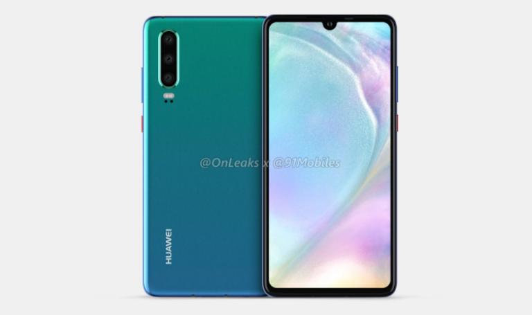 Huawei-P30-render-