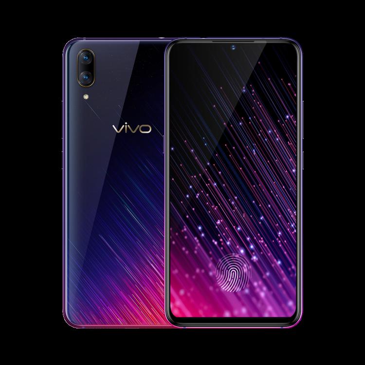Vivo x23 symphony edition new color