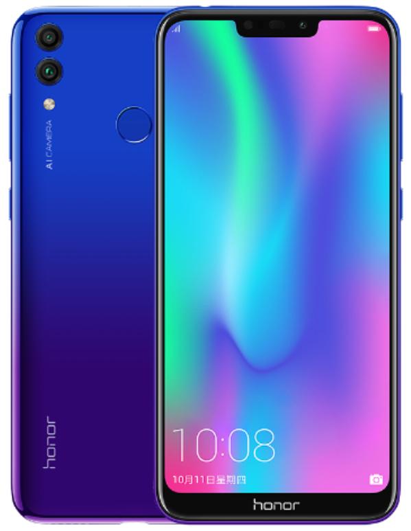Huawei Honor 8C Phantokm Blue