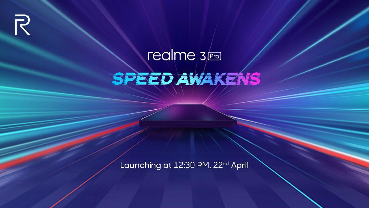 Realme 3 Pro Launch Date