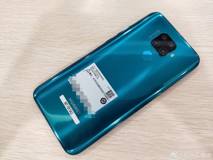 Huawei Mate 30 Lite Leaked Image