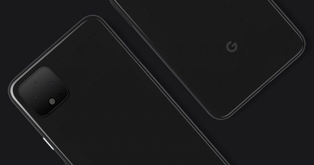 Google Pixel 4 official image