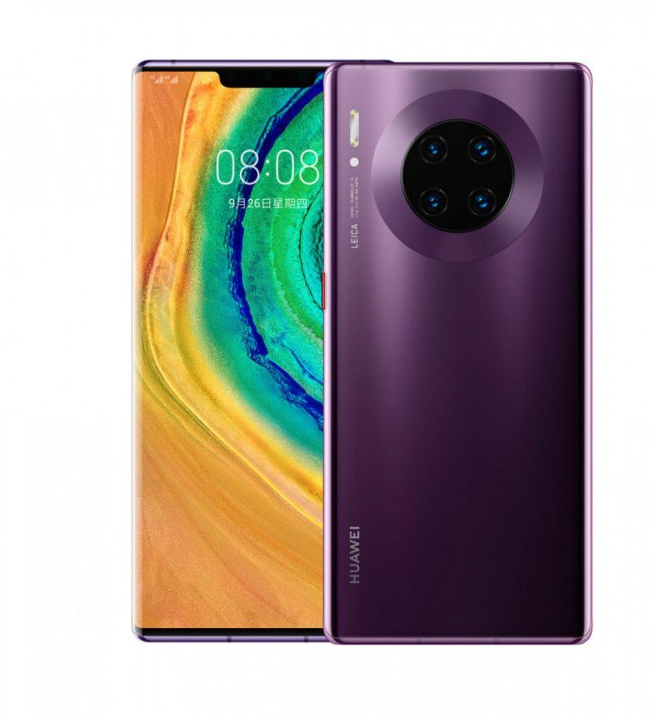 Huawei Mate 30 Pro Cosmic Purple