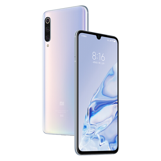 Xiaomi Mi 9 Pro 5G White Color Option