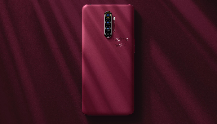 Realme X2 Pro Master Edition Brick Red