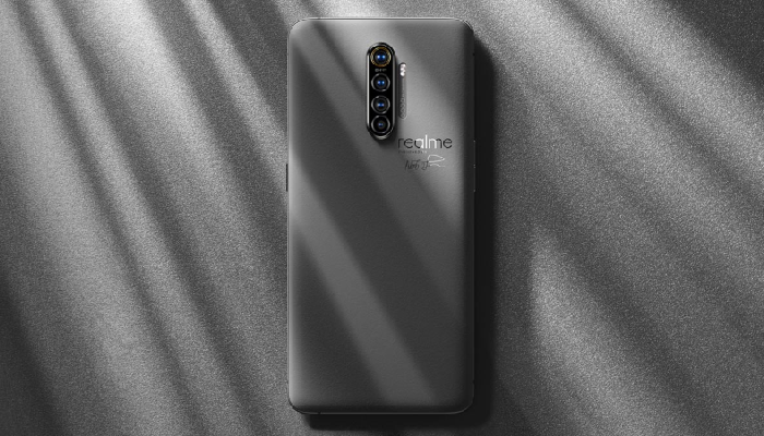 Realme X2 Pro Master Edition Cement Gray
