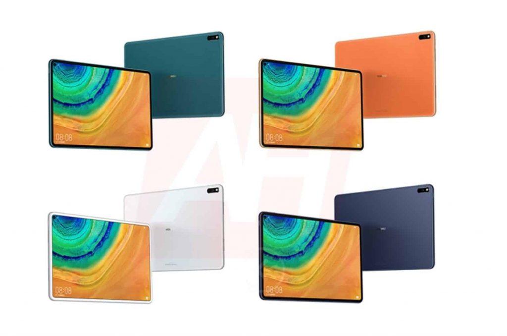 Huawei MatePad Pro Render