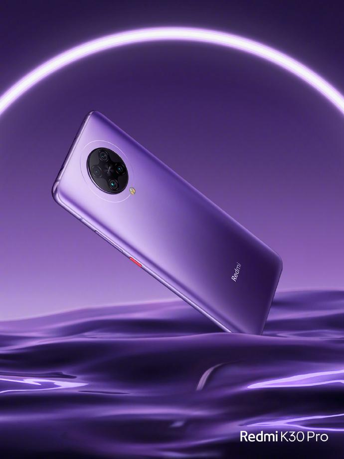 Redmi 30 Pro Purple