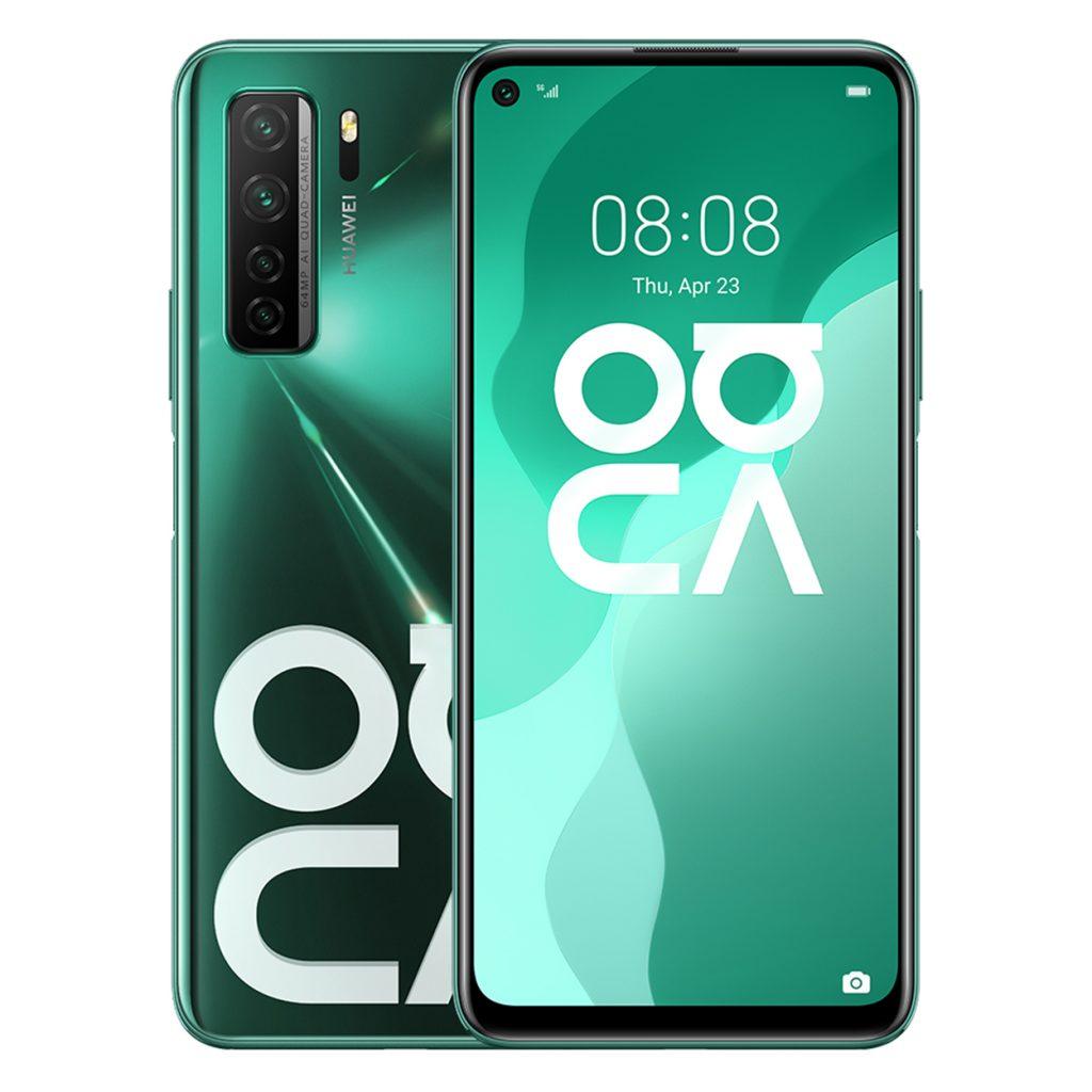 Huawei Nova 7 SE Crush Green