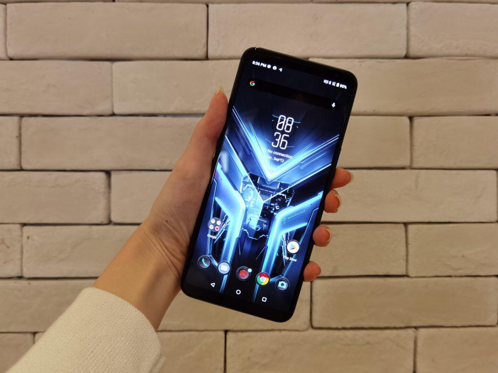 ASUS ROG Phone 3 Front