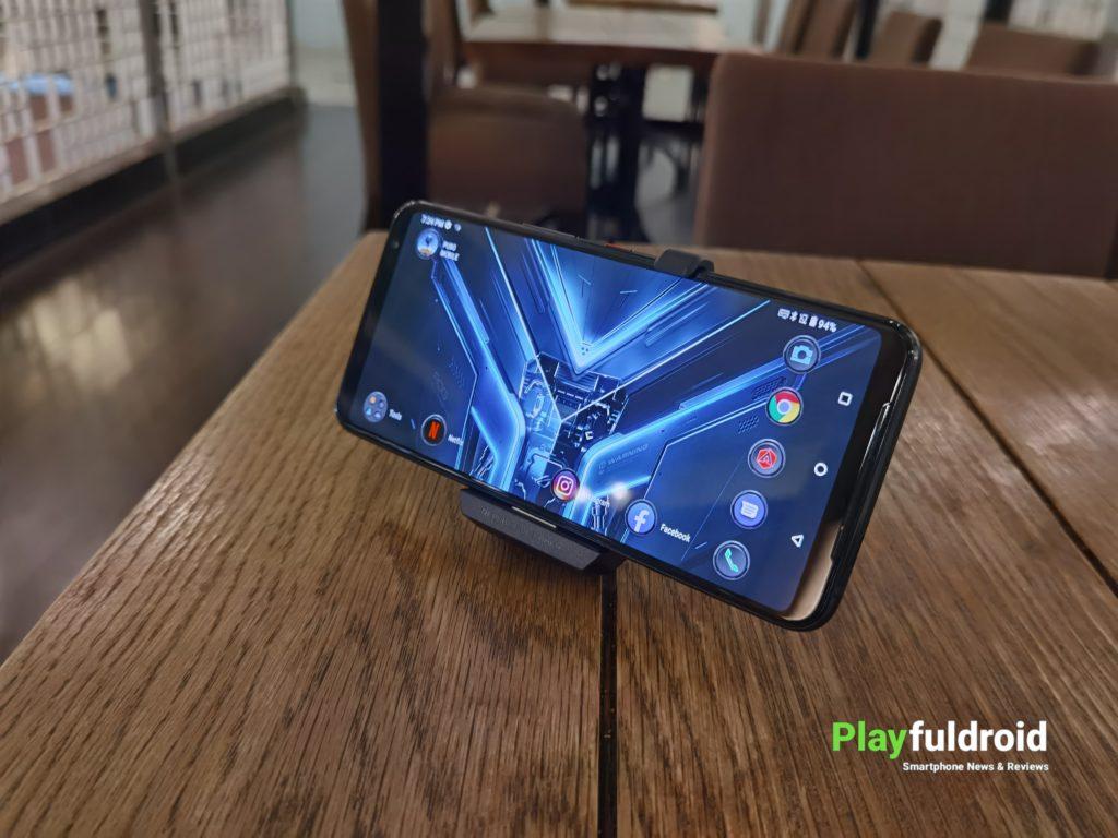 ASUS ROG Phone 3 Front Design -1