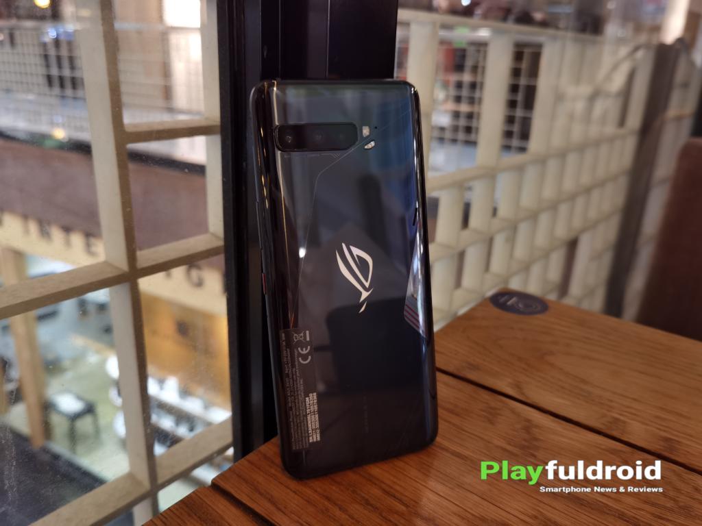 ASUS ROG Phone 3 Rear Design