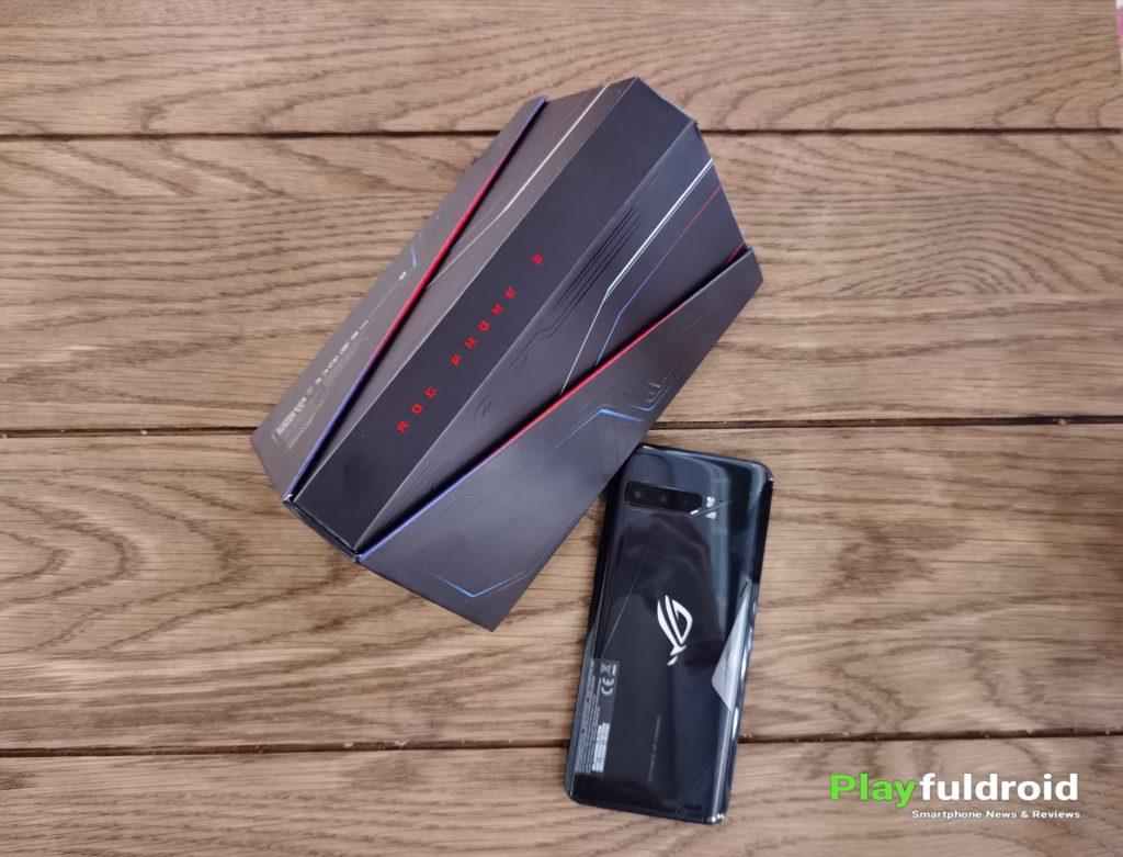 ASUS ROG Phone 3 With Retail Box
