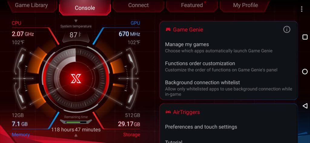 ASUS ROG Phone 3 X Mode -1