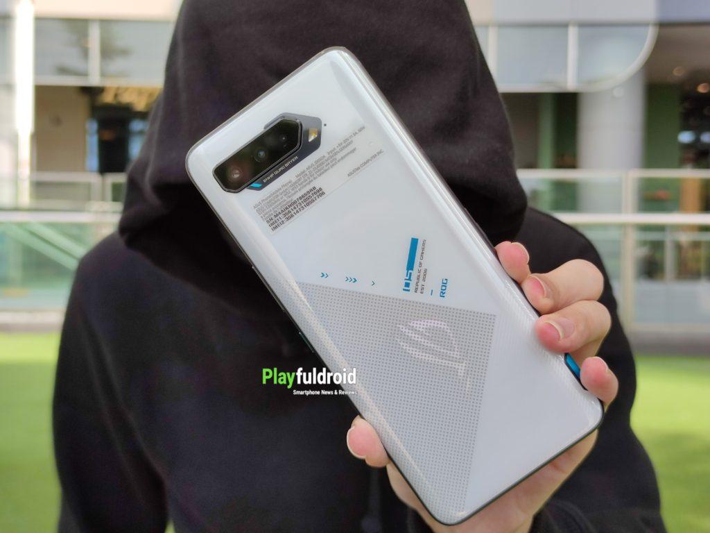 ASUS ROG Phone 5 Design -2