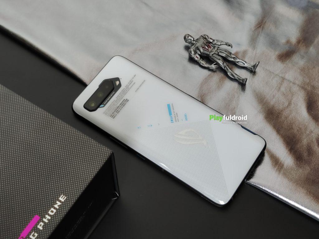 ASUS ROG Phone 5 Design -3