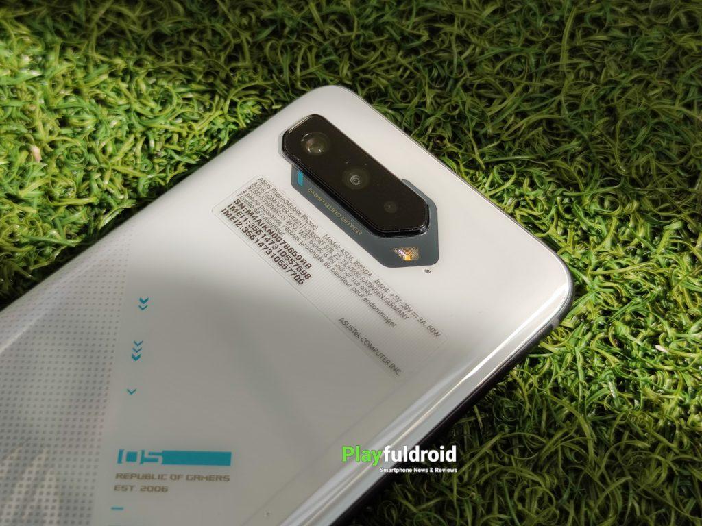 ASUS ROG Phone 5 Design -4