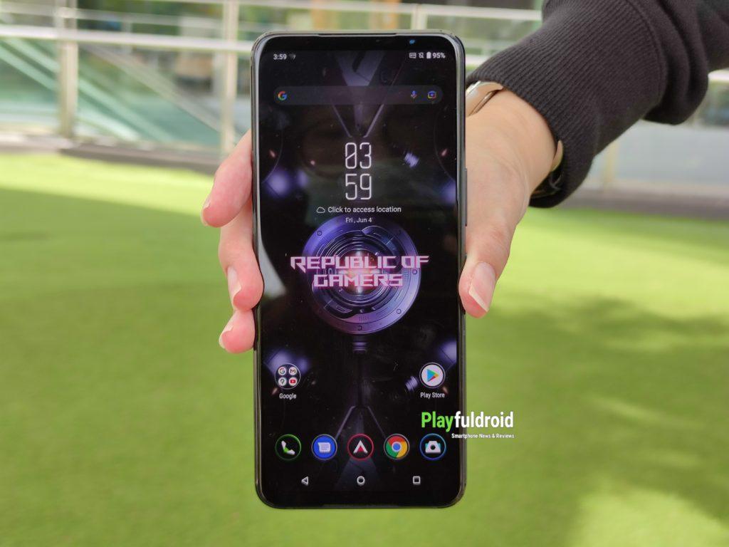 ASUS ROG Phone 5 Design -5