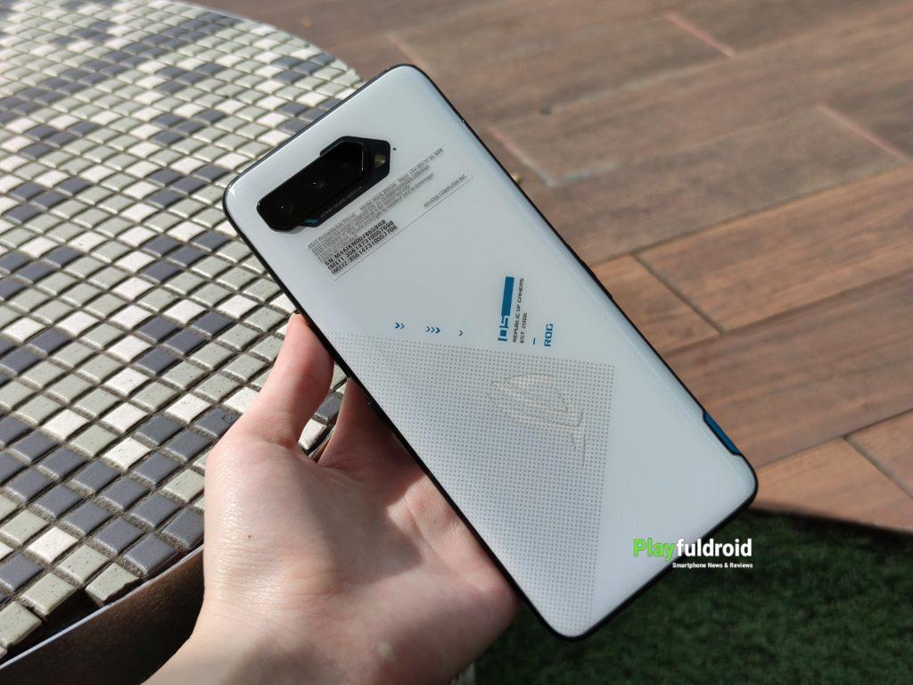 ASUS ROG Phone 5 Design -9