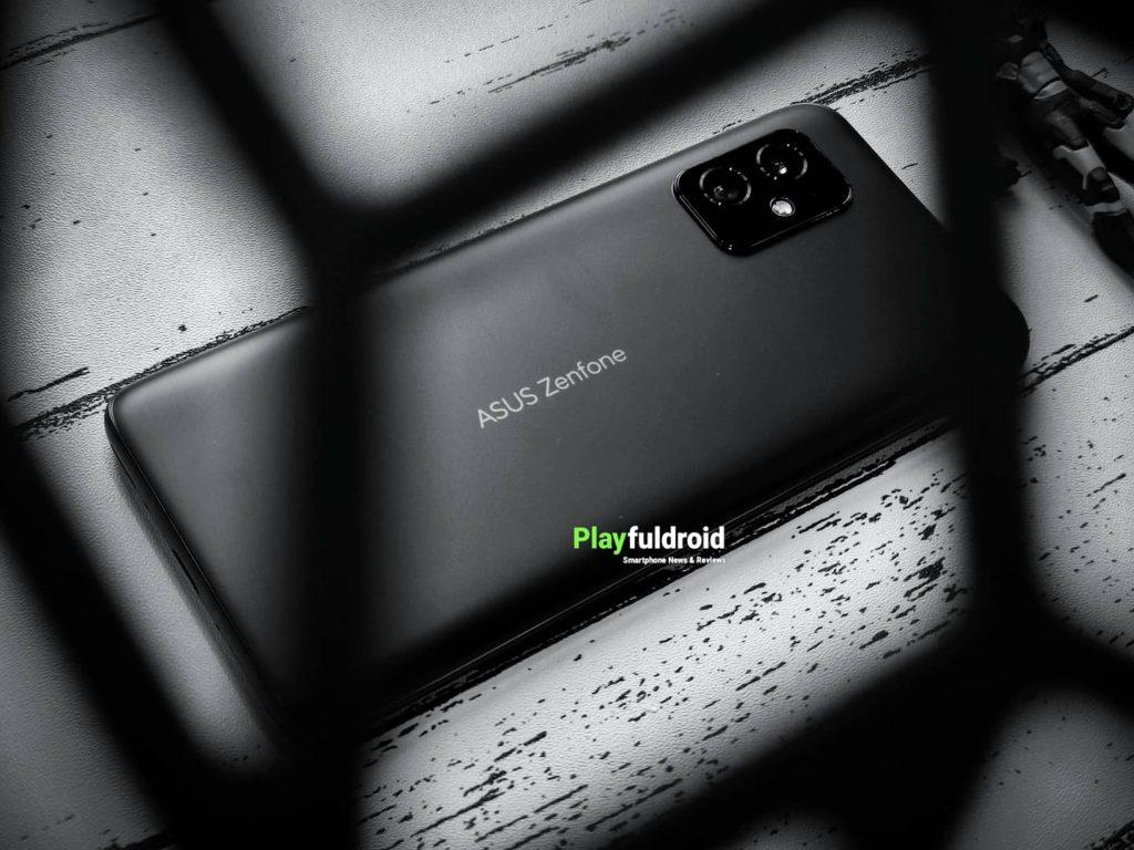 ASUS Zenfone 8 Rear Design -1
