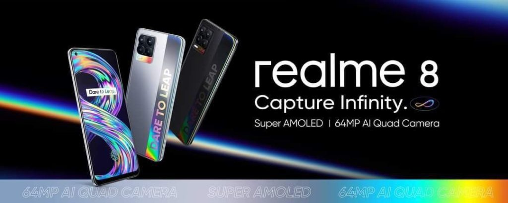 Alleged Realme 8 Teaser