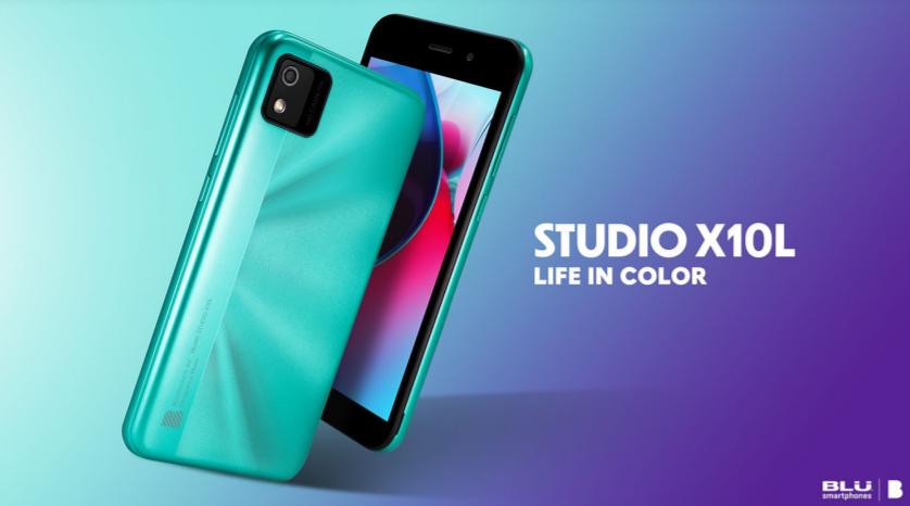 BLU Studio X10L -1