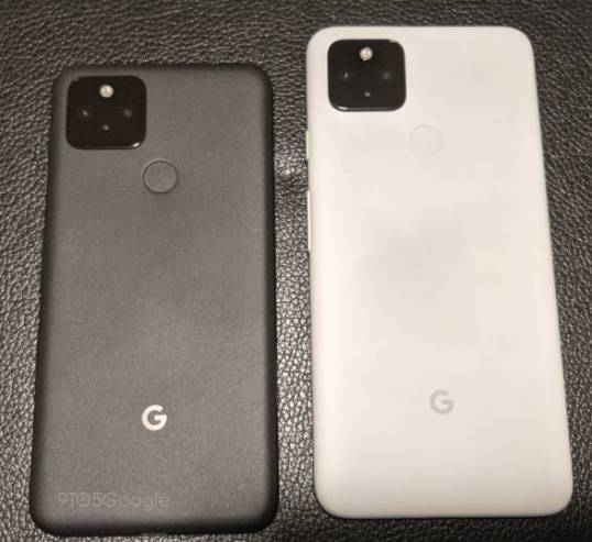 Google Pixel 4a 5G & Pixel 5