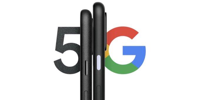 Google Pixel 4a 5G and Pixel 5 5G poster leak
