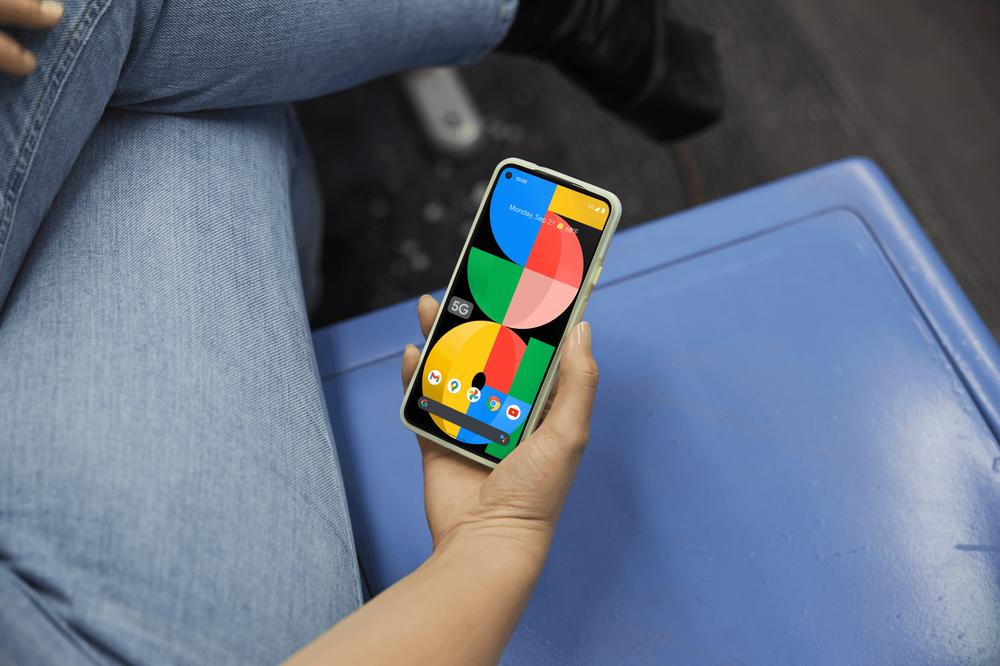 Google Pixel 5a 5G Render -2