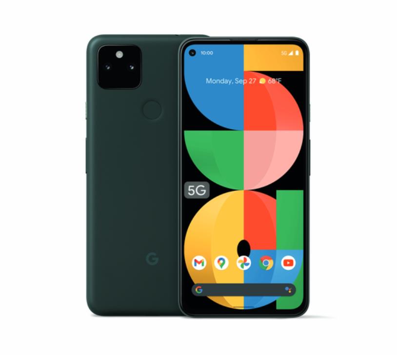 Google Pixel 5a 5G Render -3