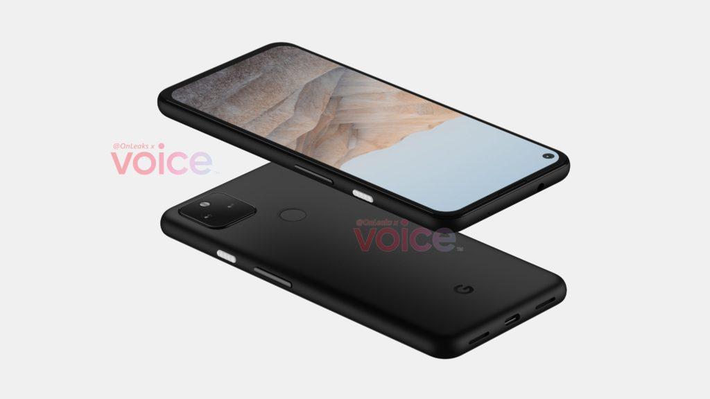 Google Pixel 5a Render -2