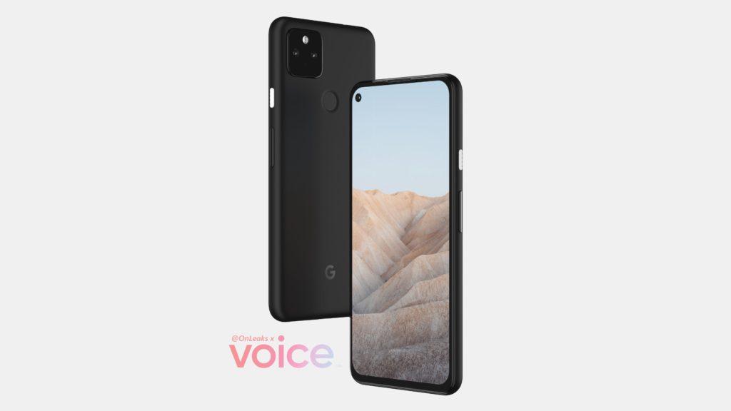 Google Pixel 5a Render -3