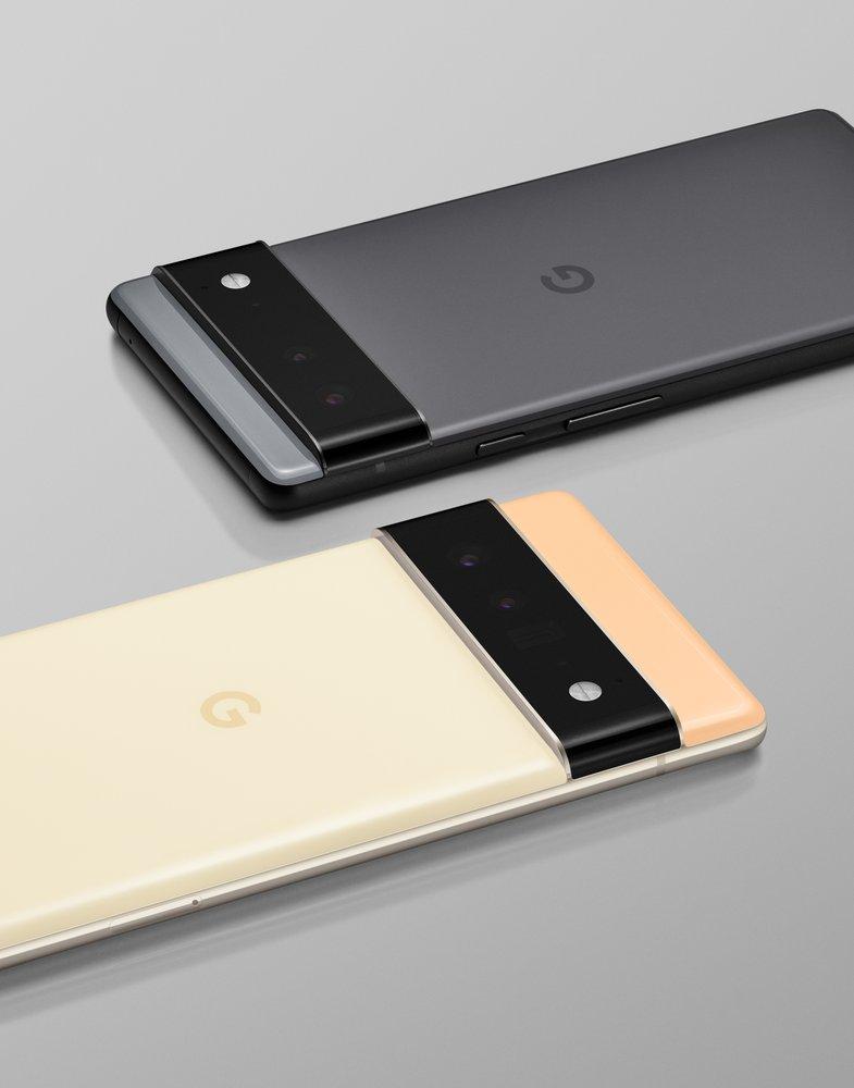 Google Pixel 6 & Pixel 6 Pro Render -2