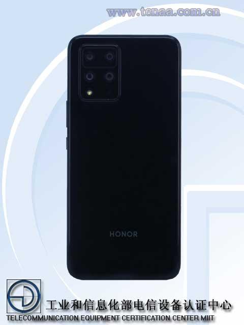 Honor HJC-AN00 TENAA -2