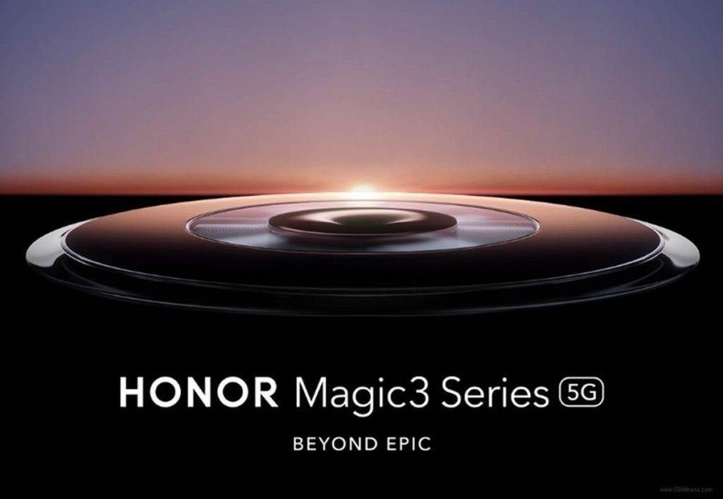 Honor Magic3 Series Launch Date