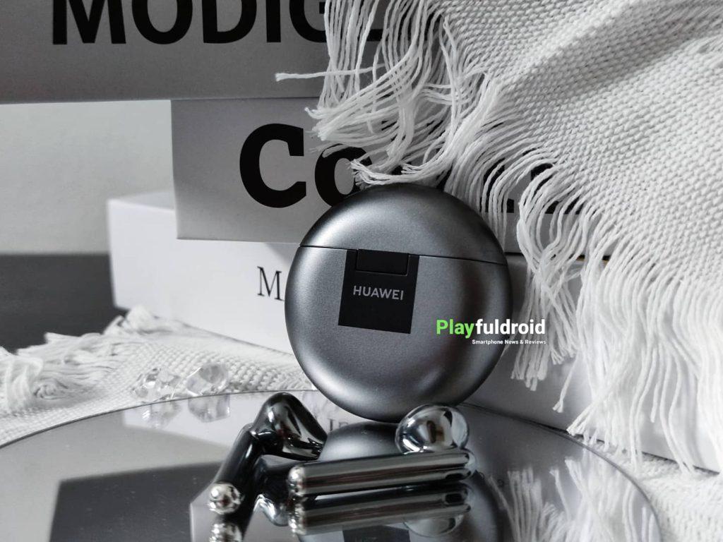 Huawei FreeBuds 4 Design -5