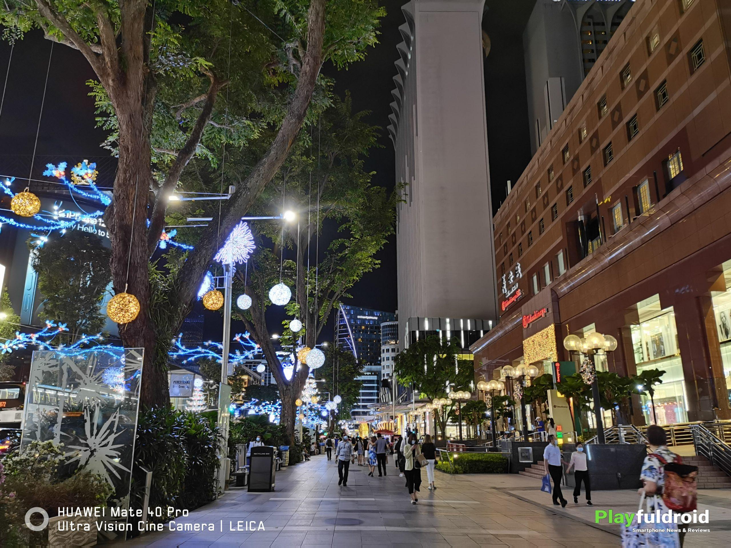 Huawei Mate 40 Pro Night Mode -3