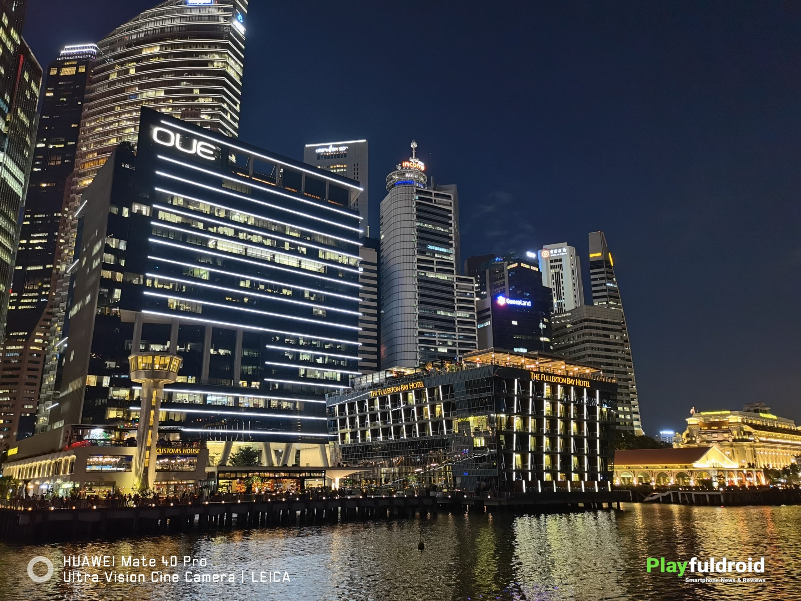 Huawei Mate 40 Pro Night Mode -4