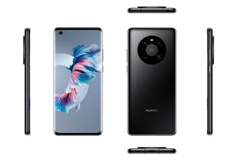 Huawei Mate 40E Render