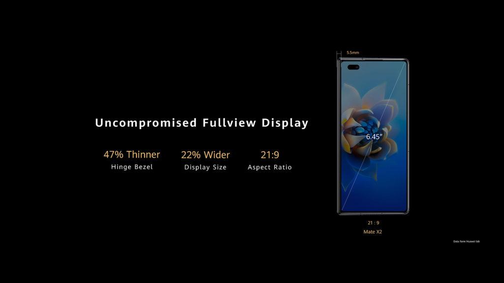 Huawei Mate X2 Display -1
